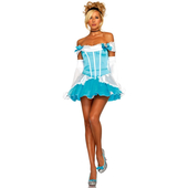 Glass Slipper Princess Costume