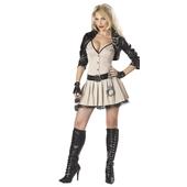 Highway hottie costume