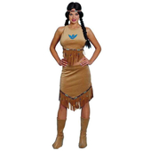Indian Babe costume