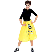Jitterbug girl costume