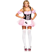 Gingham Miss Muffet Costume