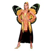 Butterfly Costume - Orange