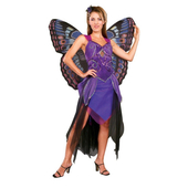 Butterfly Costume - Purple