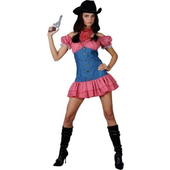 Sexy Cowgirl Costume