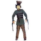 Wicked Wonderland Mad Hatter Costume