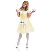 Ladies Goldilocks Costume