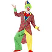 La Circus Deluxe Clown Costume
