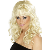 Beehive Beauty Wig - Blonde