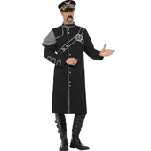 Steam Punk Military Fancy Dress