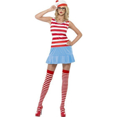 Where's Wenda? Ladies Costume