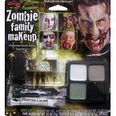 Zombie Family Make UP