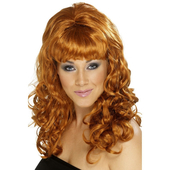 Beehive Beauty Wig - Auburn