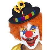 Clown Bowler Hat