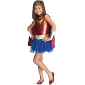 Children's Official Wonder Woman Costume