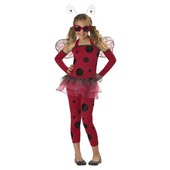 Love Bug Girl's Costume