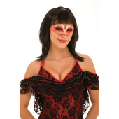 Masquerade Mask - Red