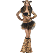 Ladies Tiger Costume