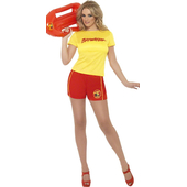 Baywatch Beach Ladies Costume