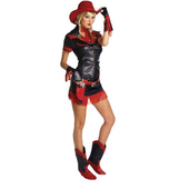 Cool Cowgirl Costume