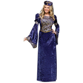 Renaissance Maiden Ladies Costume