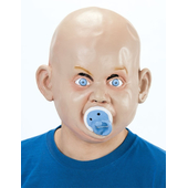 Baby Mask With Soother