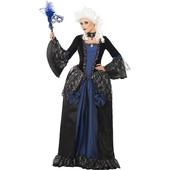 Baroque Beauty Masquerade