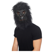 Black Gorilla Mask