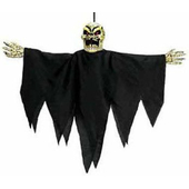 Hanging Ghoul Decoration