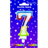 Birthday Number Candle - 7