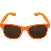 Neon Orange Glasses