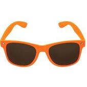 Neon Orange Glasses