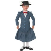 Mary Poppins Costume - Kids