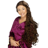 Guinevere Wig - Brown