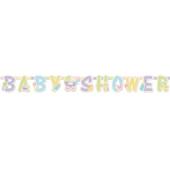Baby Shower Letter Banner