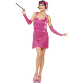 Flapper Hotty Costume