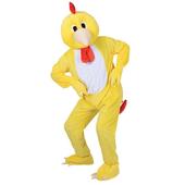 Funky Chicken Mascot