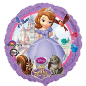 Disney Sofia The First Foil Balloon - 17""