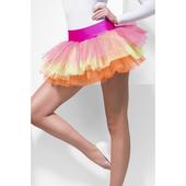 Multicoloured Tutu Underskirt