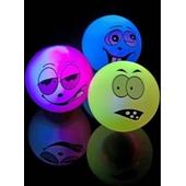 Zany Face Balls