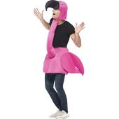 flamingo costume bird