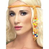 60's Beaded Headband