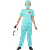 Kids Surgeon Costume