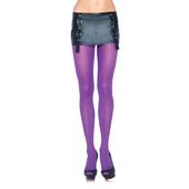 Purple Nylon Tights by Leg Avenue™