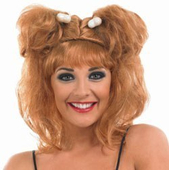 Bone Wig - Brown