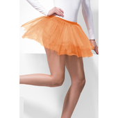 Neon Tutu Underksirt - Orange