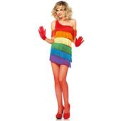 Rainbow Flapper