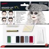 ghost ship - make up