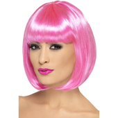 Partyrama Wig - Pink