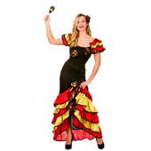 rumba dancer