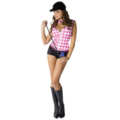 Derby darling costume